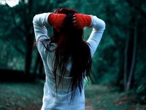 girl pain